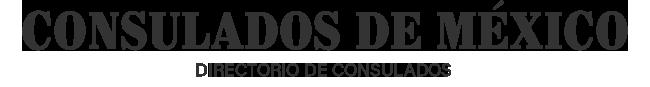 Consulados de México
